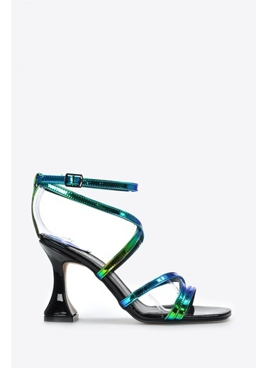 Vizon Ayakkabı Ayakkabı Mavi